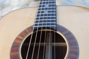 Rosace guitare acoustique
