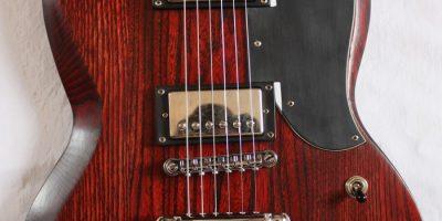 Fellmann Lutherie Guitare Électrique SG