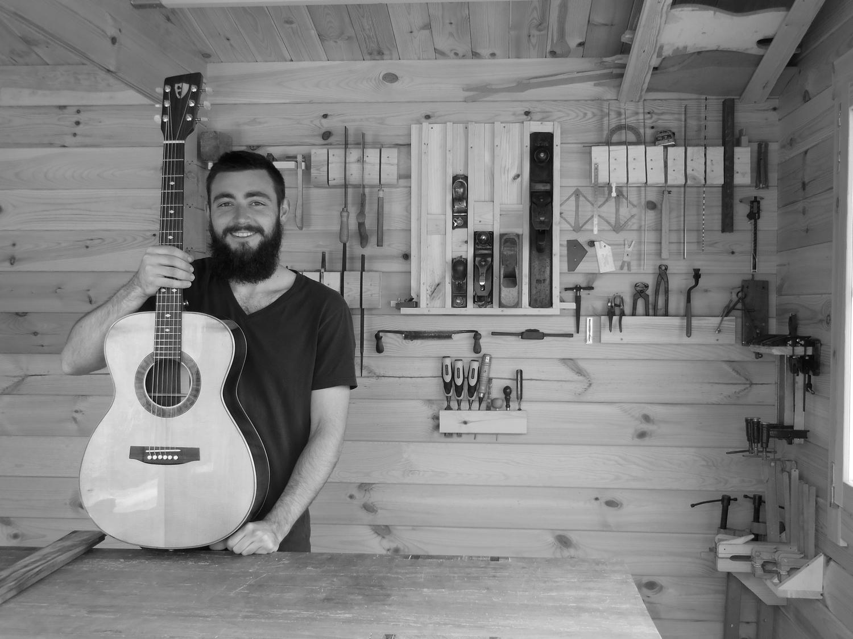 Lucas Fellmann Lutherie Guitare - à propos